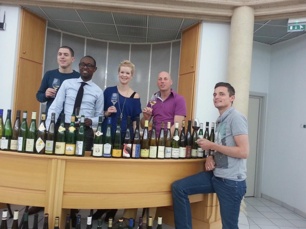 AlaceAmbassadors wijn Elzas Frankrijk