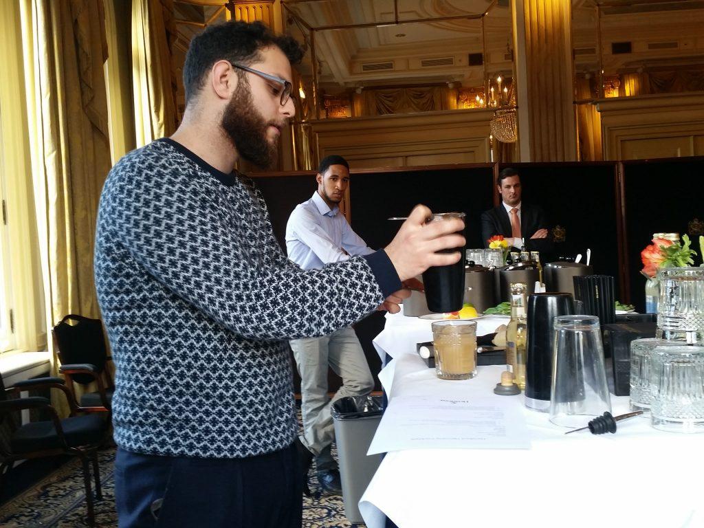 Spraakwater cocktails Nationale Hennessy Gastvrijheidsprijs