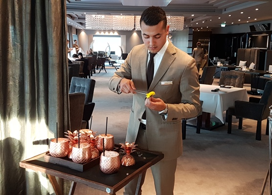 Achraf Tmim Nationale Hennessy Gastvrijheidsprijs