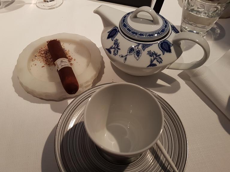 Hennessy sigaar NHGP