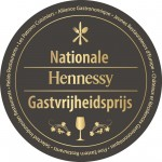 Logo Nationale Hennessy Gastvrijheidsprijs