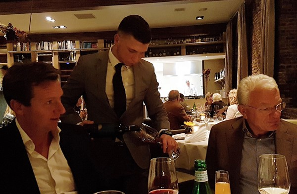 Charlie van Hamersveld Nationale Hennessy Gastvrijheidsprijs