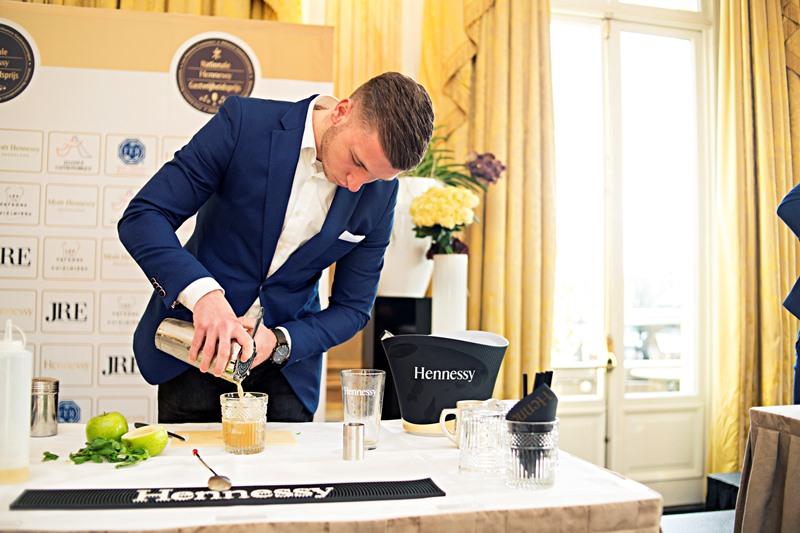 Charlie van Hamersveld Nationale Hennessy Gastvrijheidsprijs 2017