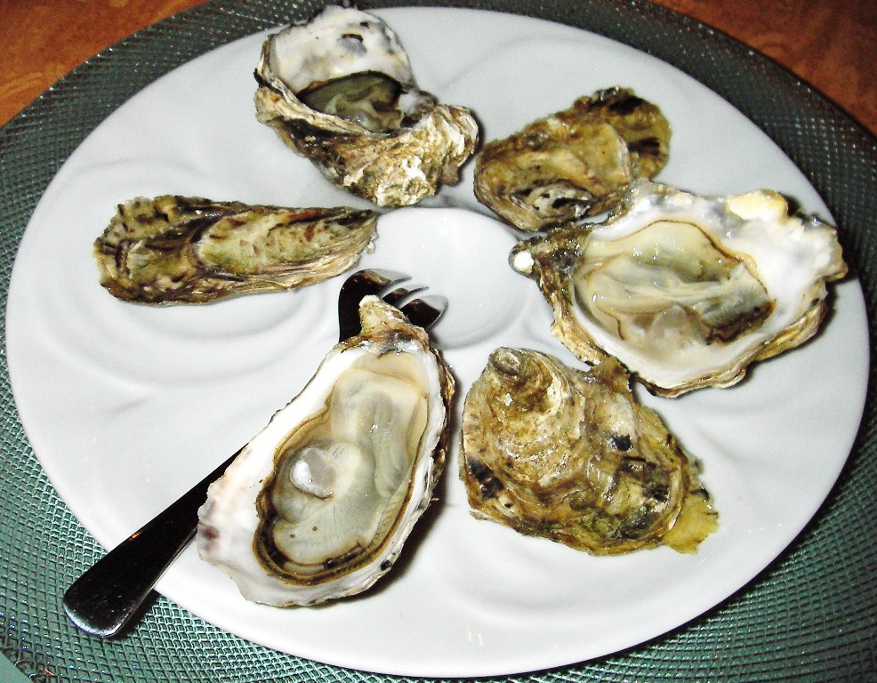 Chapon oesters Hubert Haenen
