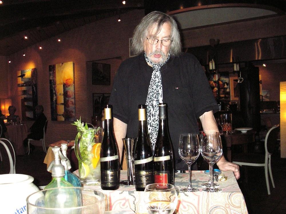 Hubert Haenen Ahr wijnen
