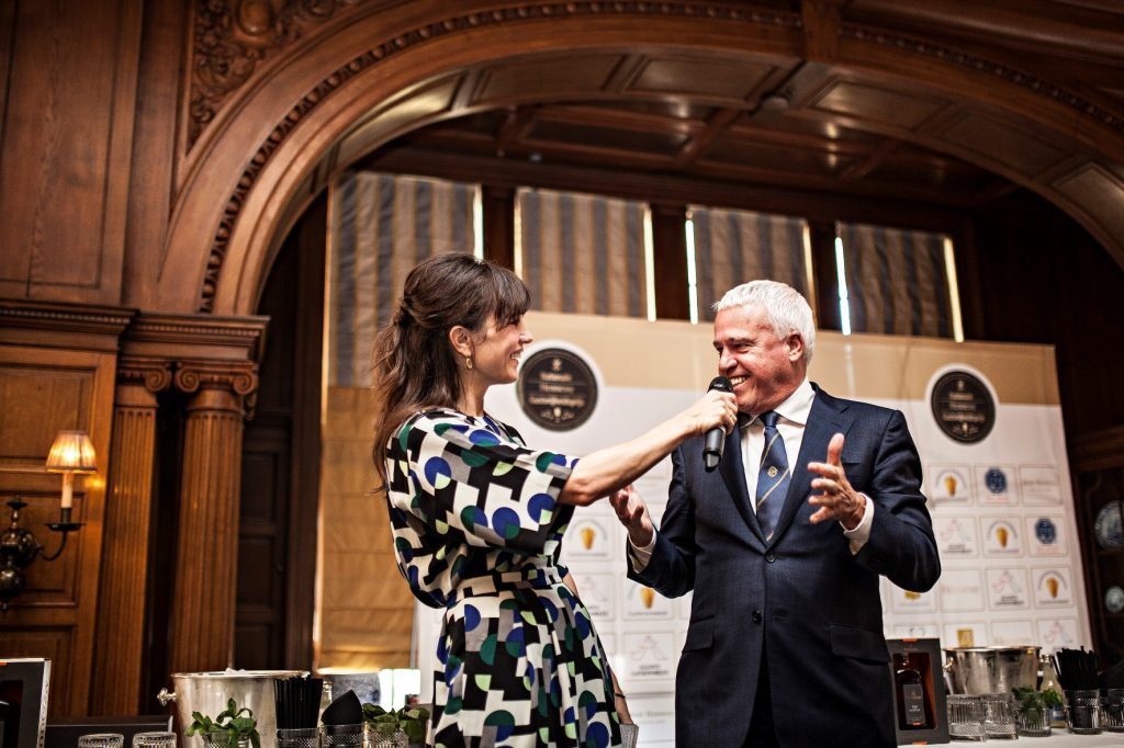 Willem Kool Daphne Bunskoek Nationale Hennessy Gastvrijheidsprijs 2016