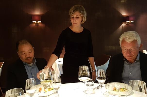 Liz Barents Nationale Hennessy Gastvrijheidsprijs
