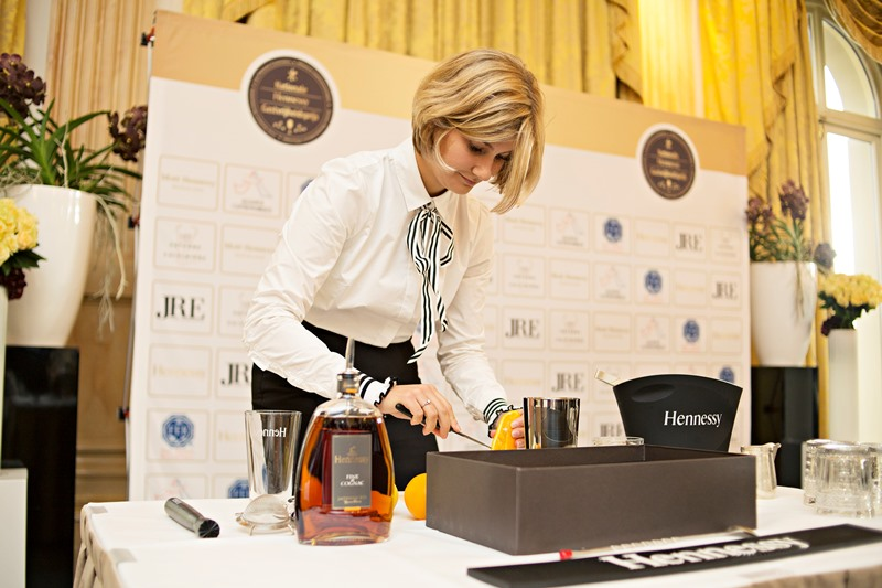 Achraf Tmim Nationale Hennessy Gastvrijheidsprijs 2017