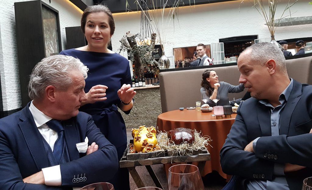 NHGP 2018 Sara Neyrinck De Librije Ermelose eend