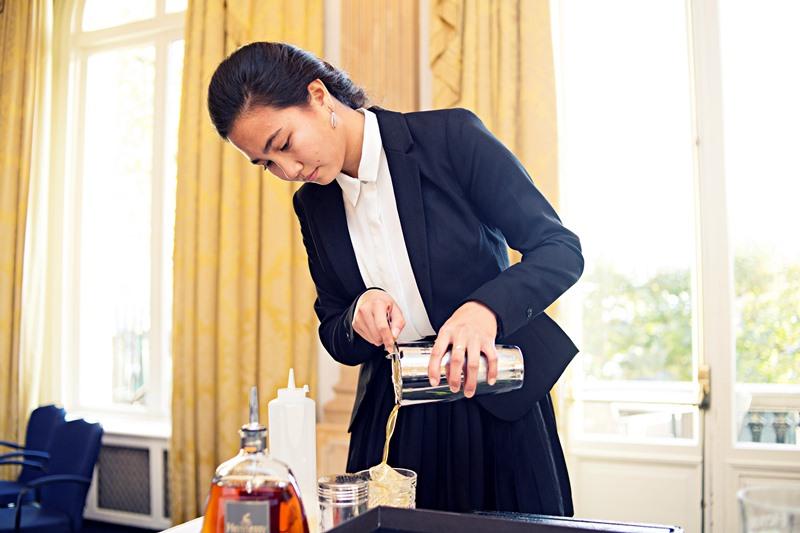 Sheryll de Valk Nationale Hennessy Gastvrijheidsprijs 2017