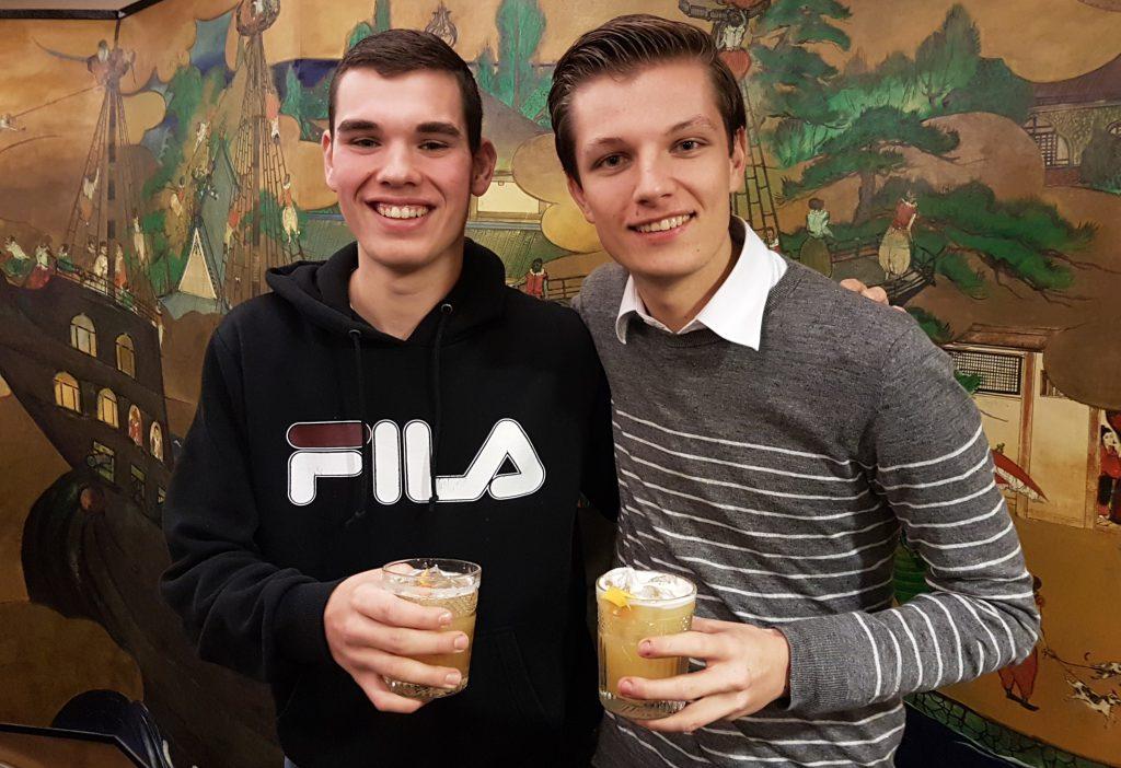 NHGP 2018 Tom Mulder & Milan Visser